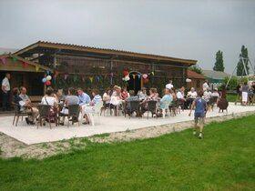 Kinderfeestjes buitenspeeltuin