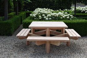 Picknicktafel 8-persoons