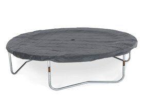 PVC afdekhoes grijs voor 200 cm trampoline