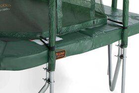 Veiligheidsnet groen voor TEPL-238 trampoline