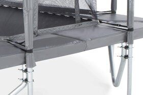 Veiligheidsnet grijs voor TEPL-223 trampoline
