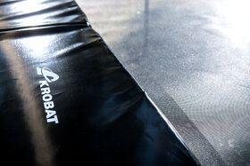 Akrobat Challenger trampoline 430 x 310 cm met veiligheidsnet