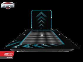 Berg Ultim Elite FlatGround 500 + AeroWall 200 x 200 cm Zwart
