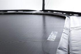 Berg Grand Elite InGround + Safety Net Deluxe 520 x 345 cm Grijs