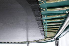 Berg Grand Favorit + Safety Net Comfort 520 x 345 cm Groen