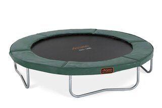 Avyna Pro-line trampoline op poten 200 cm met medium beschermrand groen Groen