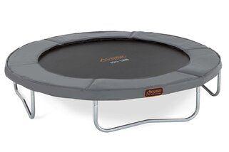 Avyna Pro-line trampoline op poten 200 cm met medium beschermrand grijs Grijs