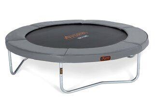 Avyna Pro-line trampoline op poten 305 cm met medium beschermrand grijs Grijs