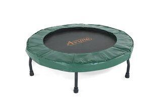 Avyna Pro-line mini trampoline op poten 102 cm met medium beschermrand groen Groen