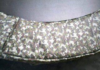 Proline 6 Camouflage Randkussen Camouflage