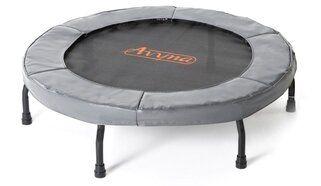 Avyna Pro-line mini trampoline op poten 102 cm met medium beschermrand grijs Grijs