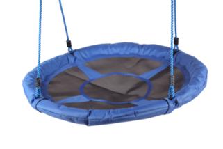 Nestschommel Comfort Blauw Blauw
