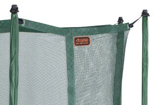 Veiligheidsnet groen voor Ø245 cm trampoline + glasfiber Groen