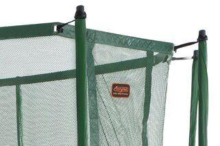 Veiligheidsnet groen voor TEPL-238 trampoline Groen
