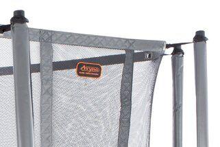 Veiligheidsnet grijs voor TEPL-238 trampoline Grijs