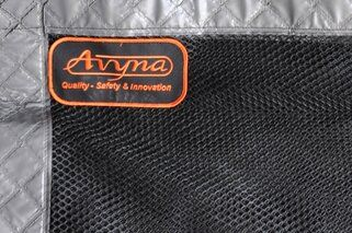 Los veiligheidsnet grijs voor Ø245 cm trampoline Grijs