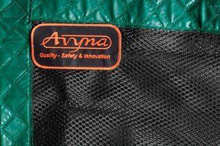 Los veiligheidsnet groen voor Ø245 cm trampoline Groen