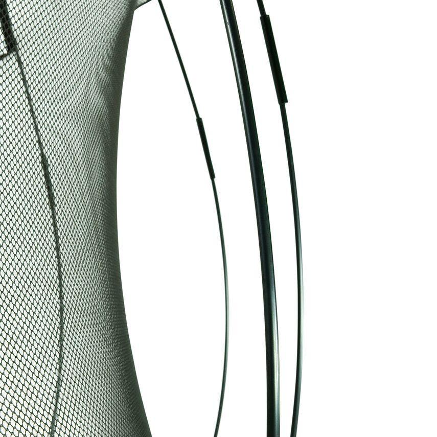 springfree s155 jumbo vierkant trampoline op poten safetynet 400 x 400 cm zwart trampolines. Black Bedroom Furniture Sets. Home Design Ideas